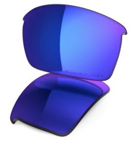 9da2c83709d7d Oakley Replacement Lenses Polarized Shallow Blue Iridium