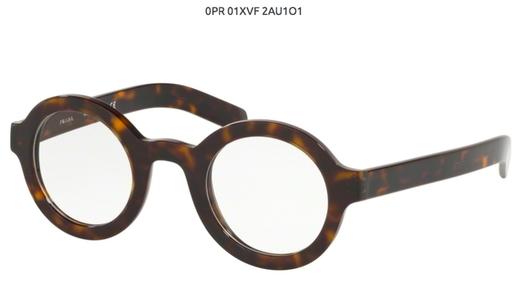 Prada PR 01XVF Eyeglasses
