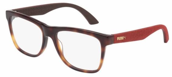 Puma PU0044O Eyeglasses