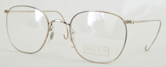 Savile Row Quadra 18Kt, Cable Temples