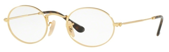 Ray Ban Glasses RX3547V OVAL