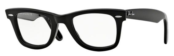 Ray Ban Glasses RX5121F Wayfarer