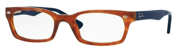 Ray Ban Glasses RX5150 Violet/Brown Crystal c5165