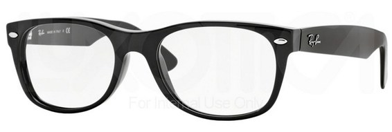 Ray Ban Glasses RX5184F Asian Fit