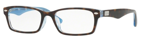 Ray Ban Glasses RX5206F Asian Fit