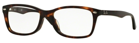 Ray Ban Glasses RX5228F Asian Fit Eyeglasses Frames