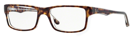 Ray Ban Glasses RX5245 Crystal Gray