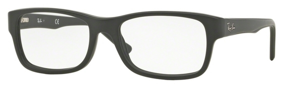 Ray Ban Glasses RX5268 Top Black on Violet c5181