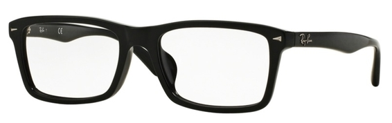 Ray Ban Glasses RX5287F Asian Fit Eyeglasses