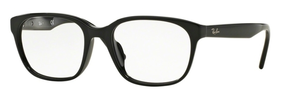 Ray Ban Glasses RX5340F Asian Fit