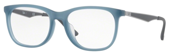 Ray Ban Glasses RX7078F Asian Fit Eyeglasses