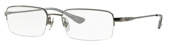 Ray Ban Glasses RX8632 Gunmetal