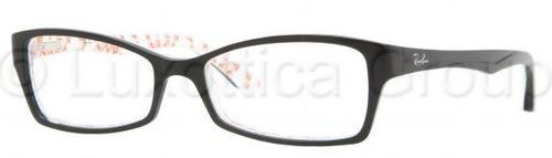 Ray Ban Glasses RX5234 TOP BLACK ON TEXTURE WHIT