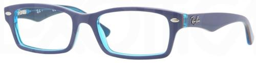 Ray Ban Junior RY1530 Top Violet on Violet Transparent c3589