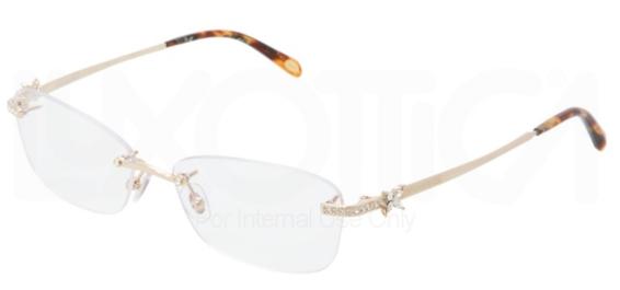 Tiffany TF1059B Eyeglasses Frames