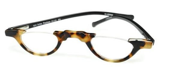 Eyebobs Topless Reading Glasses