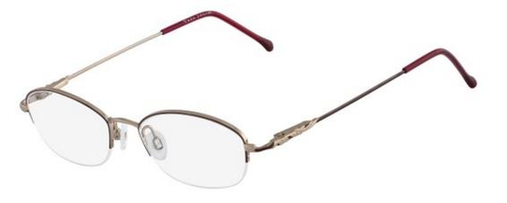 Marchon Tres Jolie 43 Eyeglasses Frames