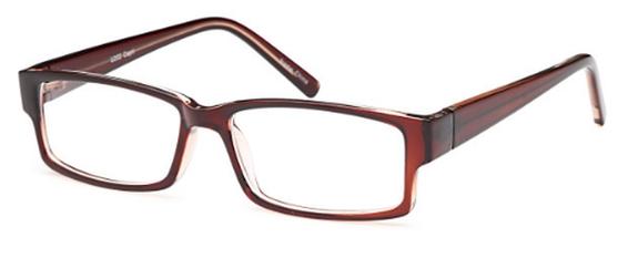 c786eea26f Capri Optics U 202 Eyeglasses Frames
