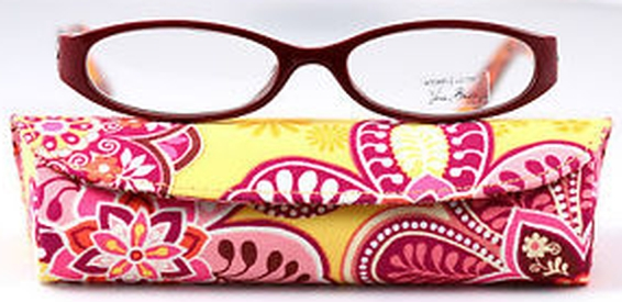 Vera Bradley VB-4006R Reader Reading Glasses