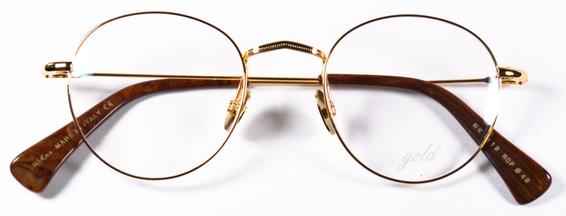 0f129c11f16f1 Dolomiti Eyewear ZNK1118 14Kt Gold Eyeglasses Frames