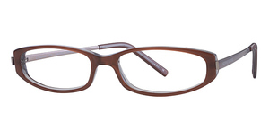 Kenneth Cole New York KC524 Sacred Temple Brown Laminate