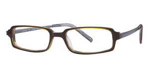 Kenneth Cole New York KC525 Stone Temple Olive Laminate