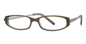 Kenneth Cole New York KC524 Sacred Temple Olive Laminate