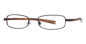 Kenneth Cole New York KC503 Grand St. Light Matte Brown