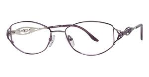 Silver Dollar Cashmere 411 Eyeglasses