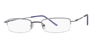 Modern Optical U722 Silver Blue