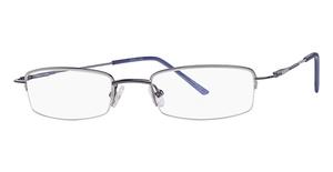 Modern Optical U722 Silver Blue