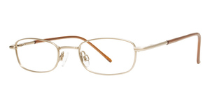 Modern Optical Maverick Gold