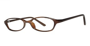 Modern Optical Vibe Brown