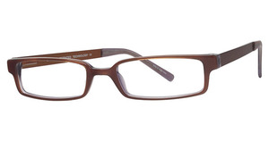 Aspex QU-468 Brown/Clear Grey