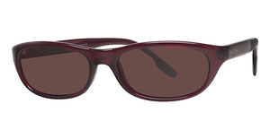 Nautica Exumas PC Polar Shiny Burgundy