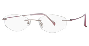 Charmant Titanium TI 8331E Prescription Glasses