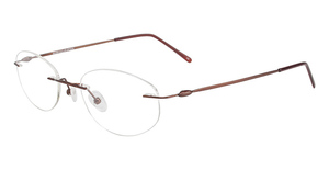 Silver Dollar BTCF3015 Eyeglasses