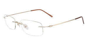 Silver Dollar BTCF3013 Eyeglasses