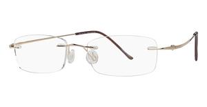 Casino Stainless Steel SS116 Prescription Glasses
