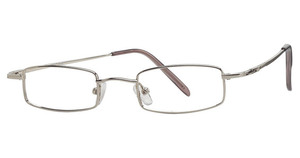 Capri Optics Duke Silver