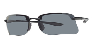 Maui Jim Turtle Bay 411 Gloss Black
