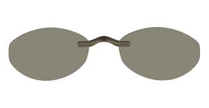 Silhouette 5068 Clip-On Eyeglasses