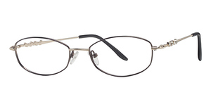 Silver Dollar Cashmere 414 Eyeglasses