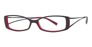 L'Amy Captive 2012 Black / Red