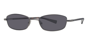 Nautica Anchor Polarized Satin Gunmetal