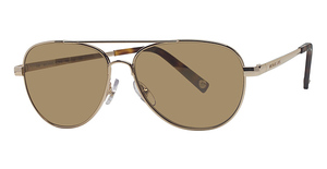 Michael Kors MKS108 Shiny Gold/Brown