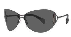 Calvin Klein CK453S Gunmetal/Grey Lenses