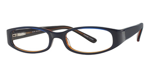 Continental Optical Imports Fregossi 355 Black/Crystal