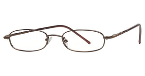 Capri Optics 7722 Coffee