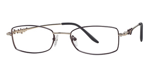 Silver Dollar Cashmere 415 Eyeglasses